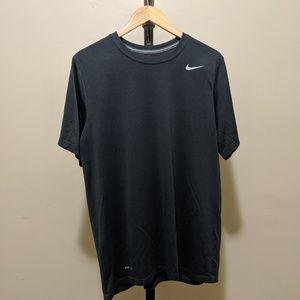 Nike Dri-Fit Dark Grey T Shirt